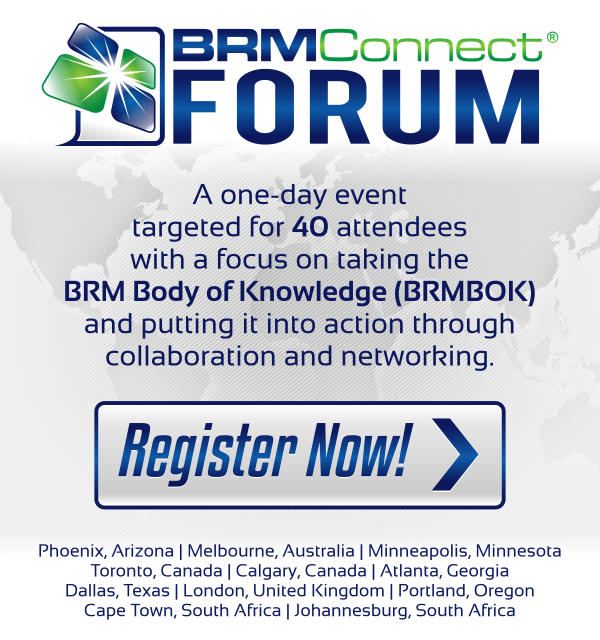 BRMConnect Forum