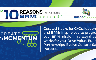 Create Momentum at BRMConnect 2019