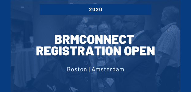 '20 BRMConnect Registration Open