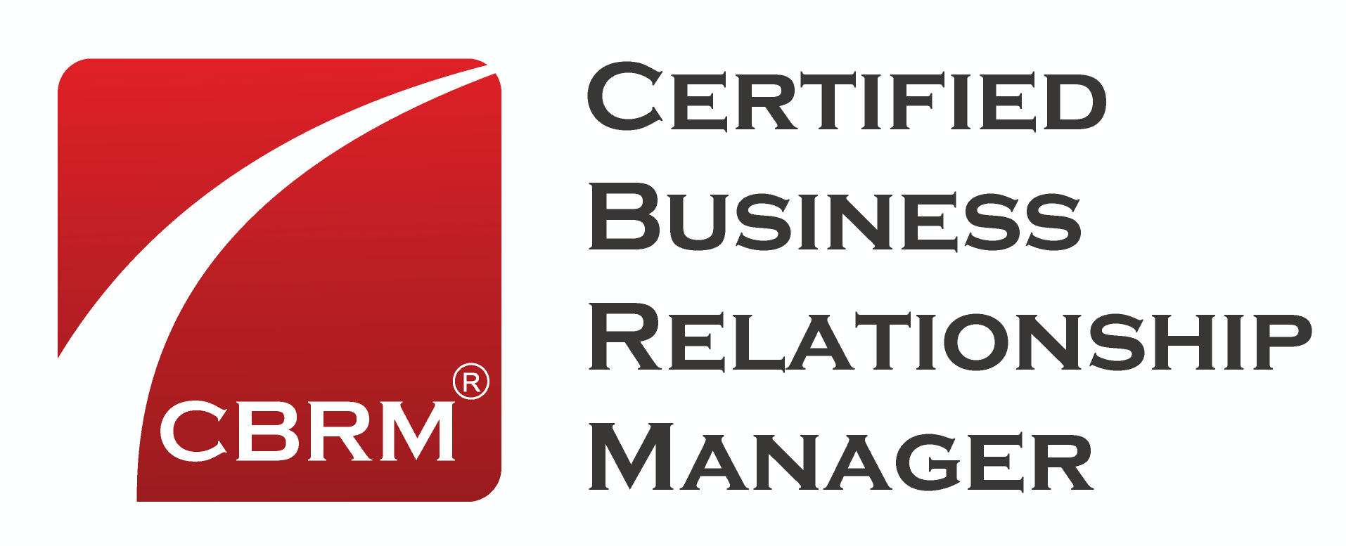 Certified Business Relationship Manager (CBRM®) - BRM Institute