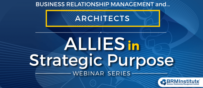 Feature Image: Allies Series BRMs and Architects