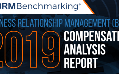 2019 BRM Benchmarking® Compensation Report Reveals CBRM® Certified BRMs Earn 14% Higher Compensation on Average