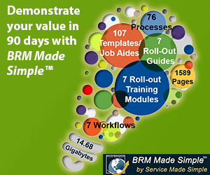 BRM Made Simple Ad