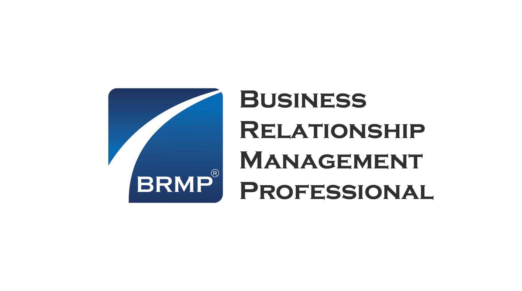 Business Relationship Management Professional Brmp Brm Institute