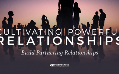 Cultivating Powerful Relationships: Build Partnering Relationships