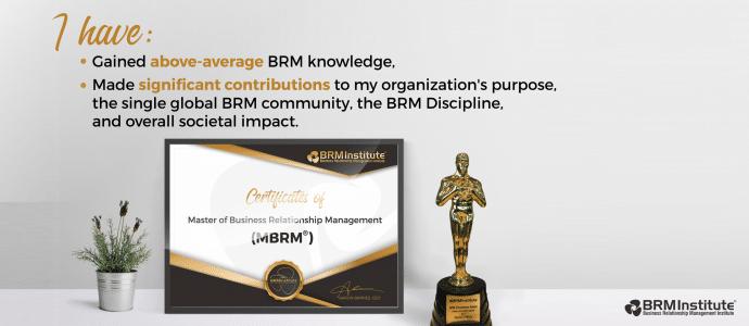 master of business relationship management