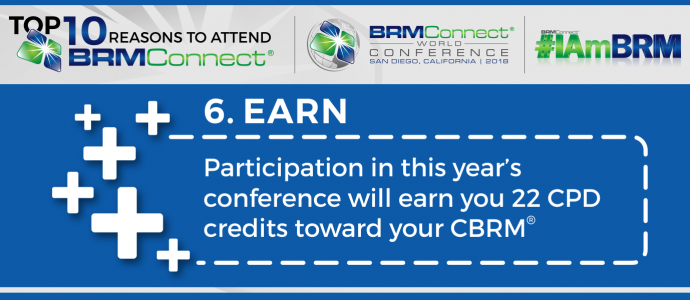 Earn at BRMConnect
