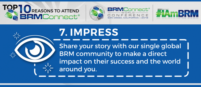 Impress at BRMConnect