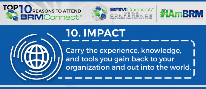 Impact at BRMConnect