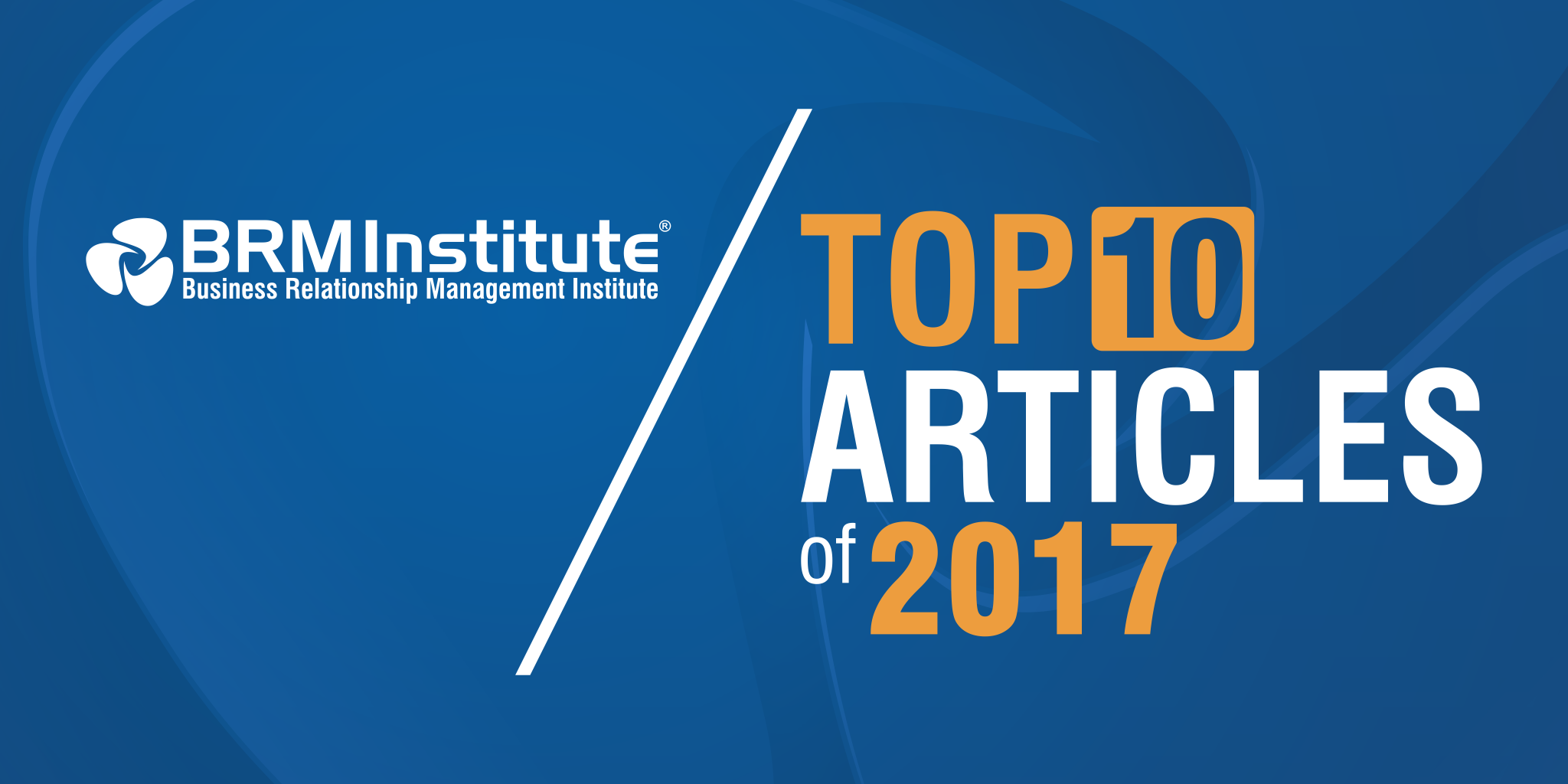 Brm Institute S Top 10 Most Read Articles Of 2017 Brm Institute