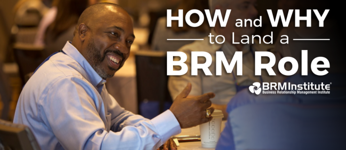 How and Why to Land BRM Role