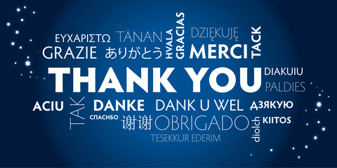 thank you for your support brm institute